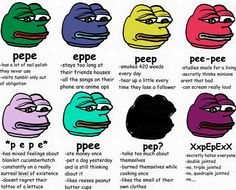 not sure but the second part of pee-pee is me