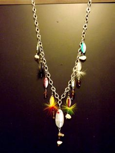 Faith, Hope and Art: The alLUREing necklace tutorial