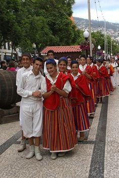 Madeiran Folk Dance