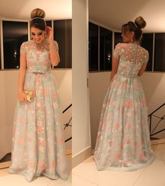 The amazing dress for evening Modest Dresses, Ball Dresses, Elegant Dresses, Pretty Dresses, Evening Dresses, Formal Dresses, African Dress, Indian Dresses, Fiesta Outfit