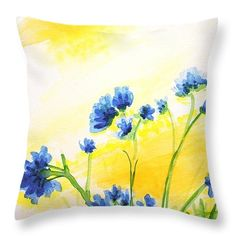 Daring Dream Throw Pillow by Holly Carmichael