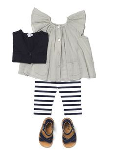 N Is For Nautical - Designer Baby Clothing Looks Inspiration - Elias & Grace