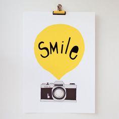 porque amar é sorrir...