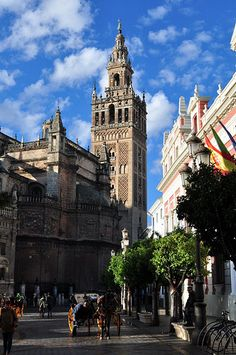 Sevilla (Andalucia) -Spain
