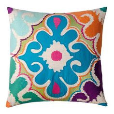 Koko company bold pillows amp throws with an exotic twist on joss and