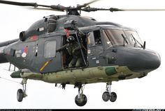 Westland SH-14D Lynx (WG-13) Attack Helicopter, Lynx, Military Aircraft, Armed Forces, Planes, Netherlands, Fighter Jets, Aviation, Army