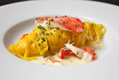 Crab Tagliolini