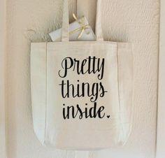 Tote bag  Represent those things