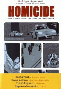 Philippe Squarzoni - Homicide Tome 2 : 4 février - 10 février 1988. http://cataloguescd.univ-poitiers.fr/masc/Integration/EXPLOITATION/statique/recherchesimple.asp?id=198268157