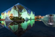Gallery of Guilin Wanda Cultural Tourism Exhibition Center / TengYuan Design Institute - 6