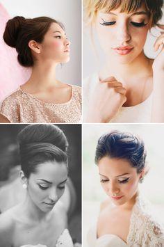 ♥♥♥  Tendências de maquiagem para noivas de 2016 As tendências de maquiagem mudam ano após ano. Algumas se repetem por décadas, como vem acontecendo com o nosso queridinho batom vermelho. Mas outr... http://www.casareumbarato.com.br/tendencias-de-maquiagem-para-noivas-de-2016/