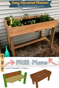 182 Best Planter Box Plans Images In 2020 Planter Box Plans Planter Boxes Woodworking Plans Free