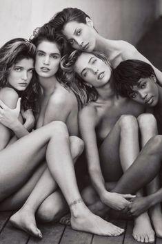 "Supermodels The Iconic Herb Ritts Photograph 1989 | (http://vflm.tv/1bnpTw3 )   Herb Ritts ""Supermodels"", 1989 – Stephanie Seymour, Cindy Crawford, Christy Turlington, Tatjana Patitz and Naomi Campbell FINAL:    RAW:        Category: #Photography Tagged: #Supermodels, #1989, #ChristyTurlington, #CindyCrawford, #HerbRitts, #MTV, #NaomiCampbell, #StephanieSeymour, #Supermodel, #TatjanaPatitz, #TheMainFrame"