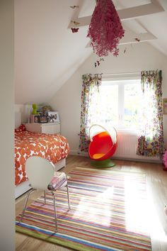 Ulrika's house - kids bedroom