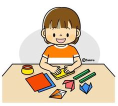 Teaching Kids, Kids Learning, Play School Activities, Paper Crafts Magazine, Image Clipart, Coloring Sheets For Kids, Life Poster, Children Images, Cartoon Kids