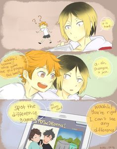 Trashes by naznaz on devianart (Haikyuu!!)