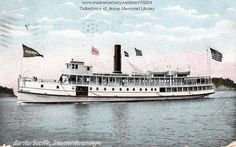 Steamship Norumbega