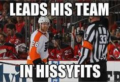 hahaha Giroux. And they say Crosby Whines?!