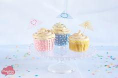cupcakes de mély (avec blé sans lait)