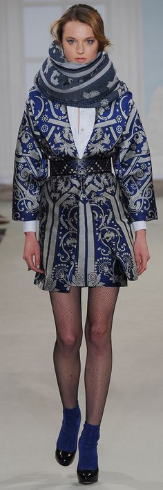 Temperley London Fall 2014 Ready To Wear Collection