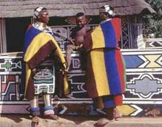 The People of South Africa Traditional Dresses, South Africa, Wrestling, Costumes, Baseball Cards, People, Lucha Libre, Dress Up Clothes, Costume