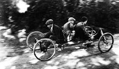 Jacques Henri Lartigue • The Drivers