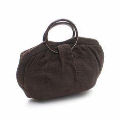 Vintage Tucktite Purse Handbag Dark Chocolate by AilorsAttic, $24.00