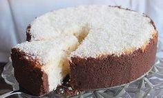 Fenomenální kokosový dort s ananasem | NejRecept.cz