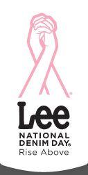 Lee National Denim Day Logo