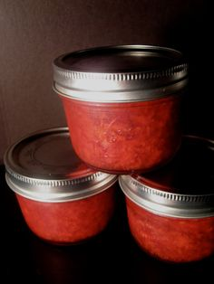 New Nostalgia – Strawberry Freezer Jam