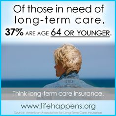 Prepare yourself and your loved ones by starting a conversation now about the future. Long Term Care Insurance, Life Insurance, Saving For Retirement, Managing Your Money, Finance Tips, Money Tips, Did You Know, Saving Money, Conversation