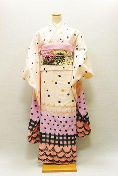 Kimono by Tsumori Chisato