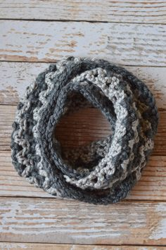 Crochet Patterns Scarf Ric Rac Striped Scarf - Make this quick and chunky crochet scarf with this free. Chunky Crochet Scarf, Knit Or Crochet, Crochet Scarves, Crochet Shawl, Crochet Clothes, Crochet Stitches, Free Crochet, Crochet Patterns, Scarf Patterns