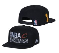 38d6eab217c New Cleveland Cavaliers adidas 2016 NBA Champions Locker Room Snapback Hat  Cleveland Cavaliers Hats