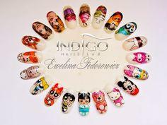 Ewelina Fedorowicz Indigo Nails Lab.