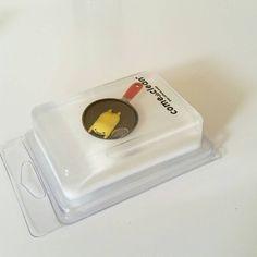 Come Clean Gudetama Lazy Egg Soap Bar Skillet by shopheydoyou