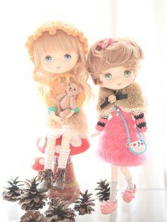 Jerryberry dolls