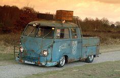 Double cab, Diamonds and rust.