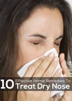 A dry nose is no disease/reason for worry, it can cause discomfort and health risks if not attended. Here are the effective home remedies to treat dry nose. Dry Skin Remedies, Cold Home Remedies, Homeopathic Remedies, Natural Health Tips, Natural Health Remedies, Natural Healing, Natural Skin, Dry Nose Skin, Stuff Nose Remedies