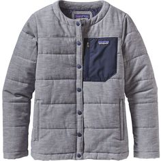 Patagonia Heywood Insulated Jacket (210 CAD) ❤ liked on Polyvore featuring activewear, activewear jackets, patagonia sportswear and patagonia