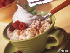 Quick-as-a-Wink Rice Pudding | MrFood.com  http://www.mrfood.com/Puddings/Quick-as-a-Wink-Rice-Pudding-3169