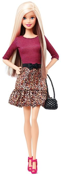 2015 Barbie Fashionista Doll
