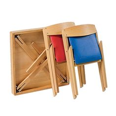 Nice Folding Table Set For Kids.
