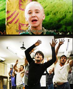 -practicas ballet potter