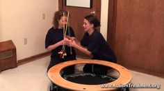 Video showing you games to play with your child from the Autism Treatment Center of America