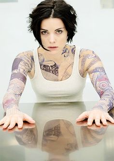 jaimie alexander blind spot - Google Search