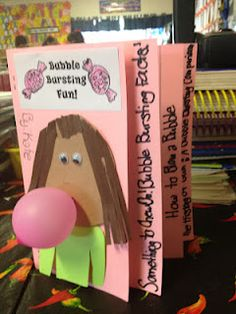 Working 4 the Classroom: Open House Project Pizzazz #3 is BUBBLELICIOUS!!