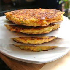 Gluten Free Quinoa Patties | whatsfordinner-momwhatsfordinner.blogspot.com