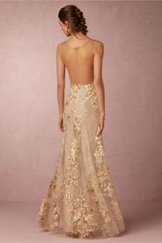 Fabiola Beracasa Wedding Dress