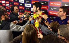 """Abrines: """"Tenía ganas de volver a jugar con Papanikolaou"""""""